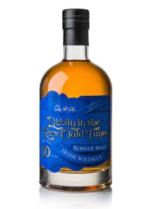 Dublin In The Rare Auld Times 10 YO Single Malt