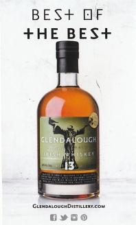Glendalough 13 Year Old Single Malt